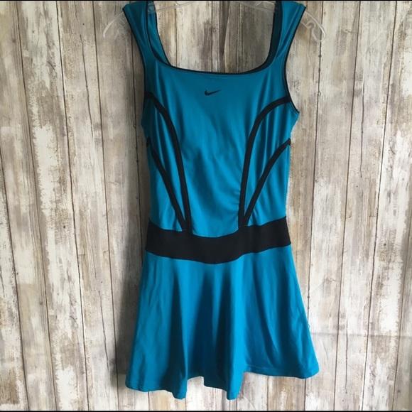 Nike Dresses & Skirts - BOGO Free☀️ Nike tennis dress royal blue and black